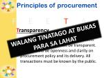 principles of procurement3