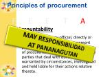 principles of procurement4