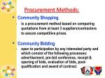 procurement methods1