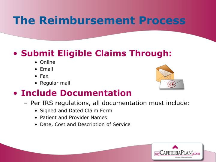 The Reimbursement Process