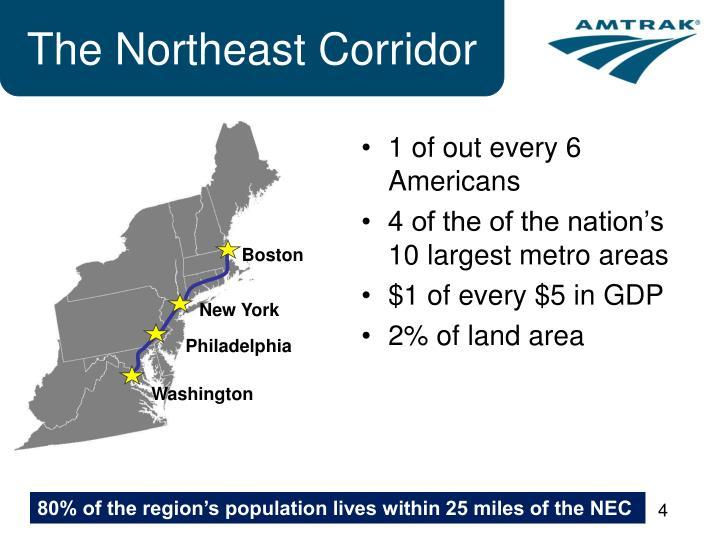 The Northeast Corridor