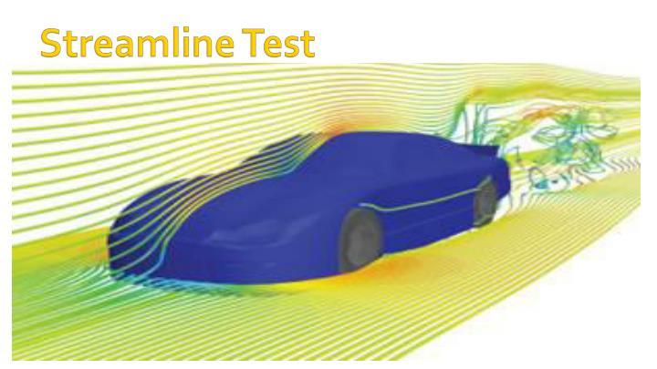 Streamline Test