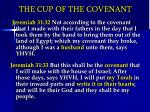 the cup of the covenant1