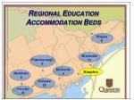 r egional e ducation a ccommodation b eds