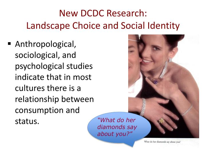 New DCDC Research: