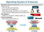 operating system protocols