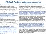 posa2 pattern abstracts cont d