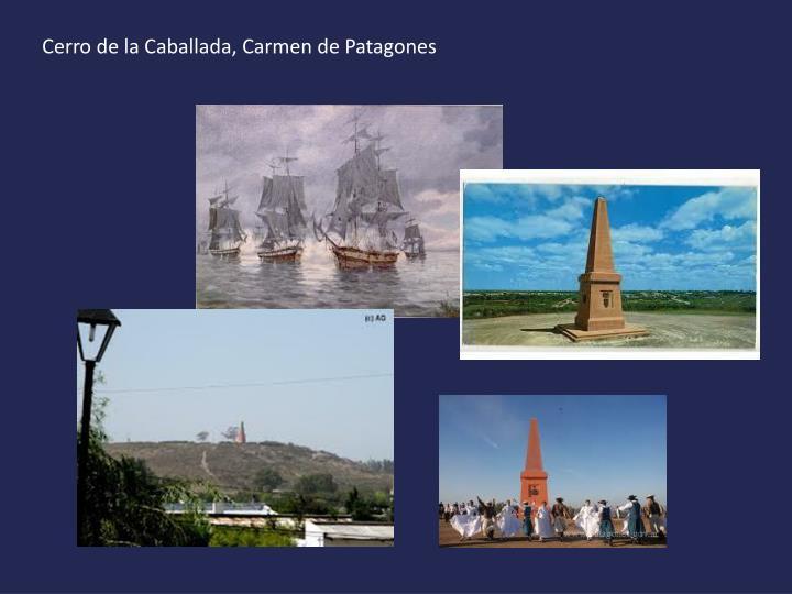 Cerro de la Caballada, Carmen de Patagones