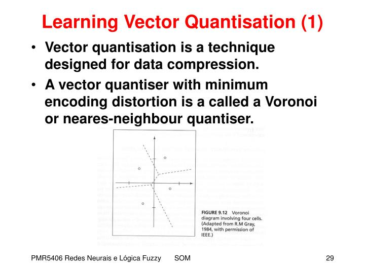 Learning Vector Quantisation (1)