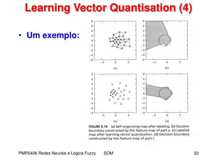 Learning Vector Quantisation (4)