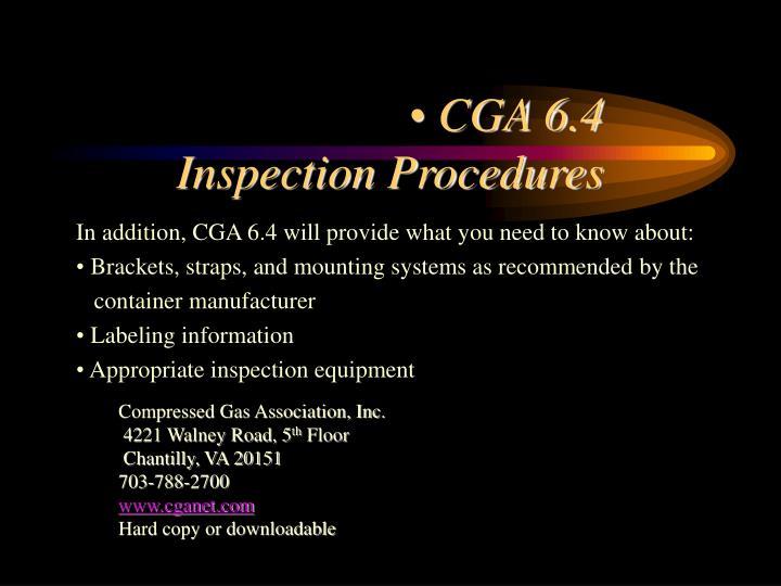 CGA 6.4