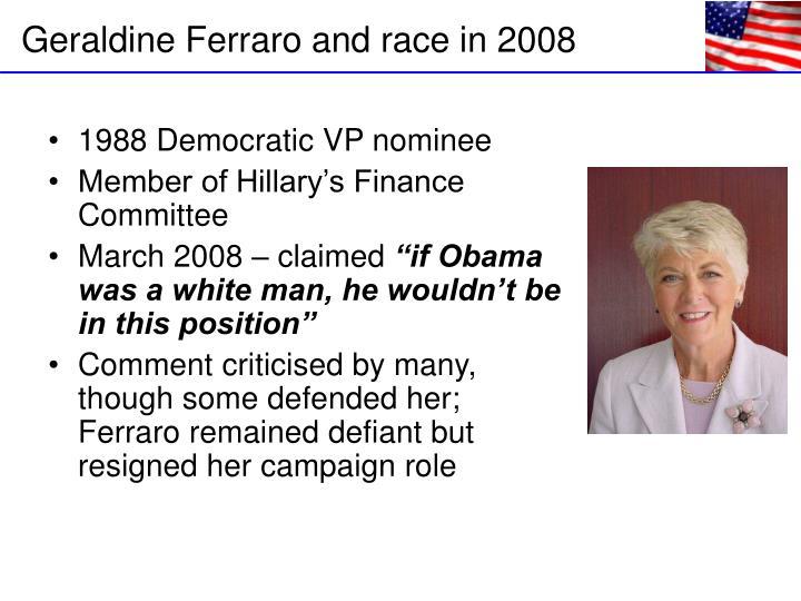 1988 Democratic VP nominee