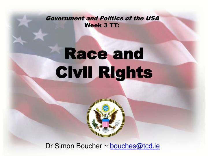 Government and Politics of the USA