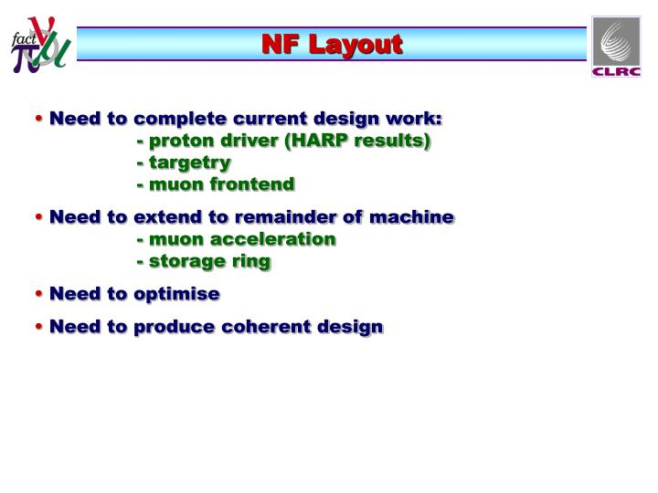 NF Layout