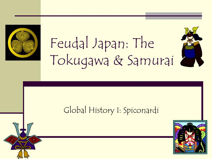 Feudal japan the tokugawa samurai