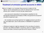 treatment of emission permit accounts in seea