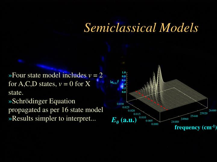 Semiclassical Models