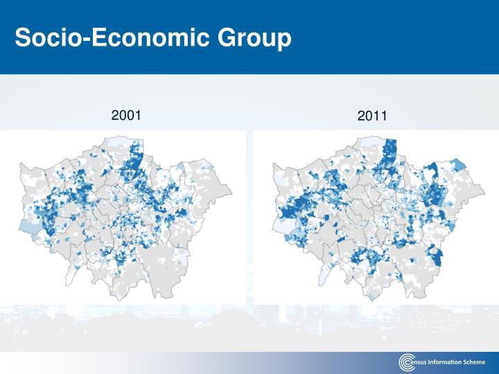Socio-Economic Group