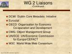 wg 2 liaisons continued1