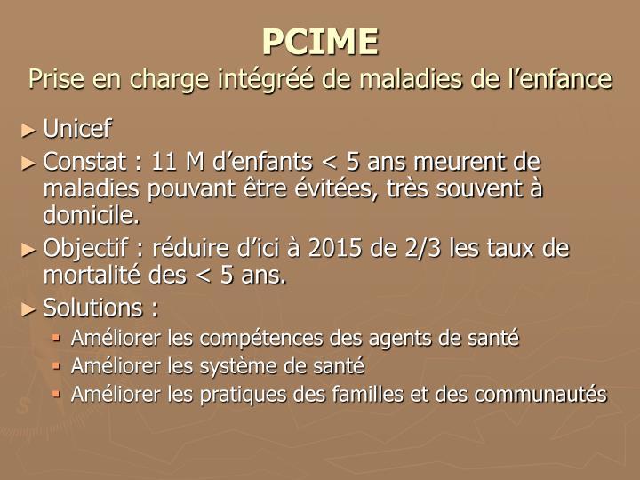 PCIME