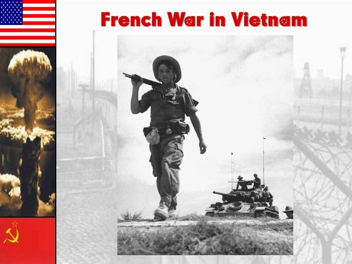 French War in Vietnam