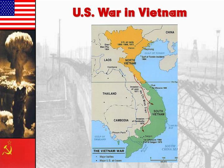 U.S. War in Vietnam