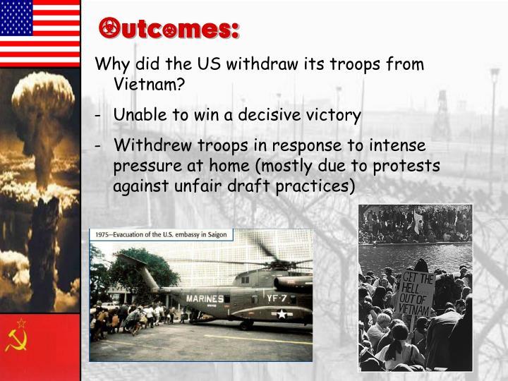 Outcomes: