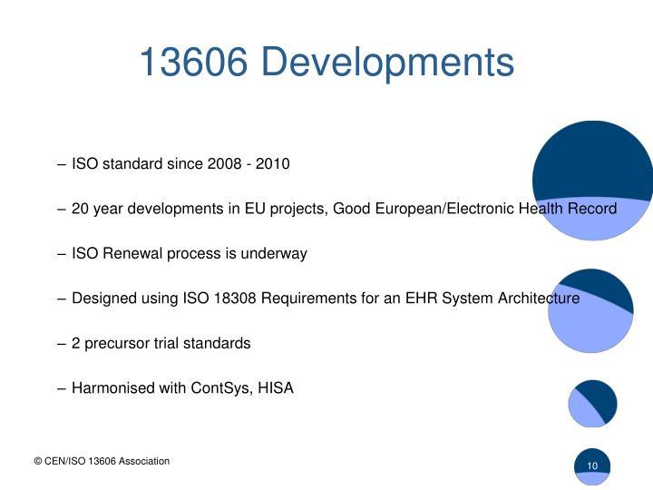 13606 Developments