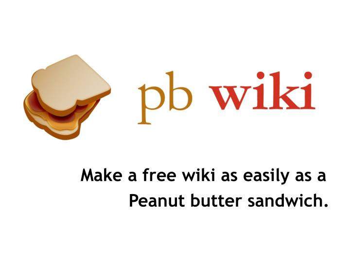 Make a free wiki as easily as a