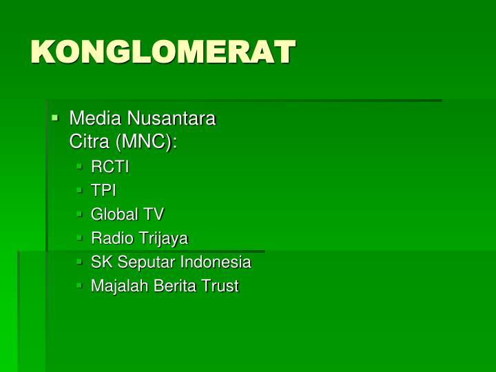 Media Nusantara Citra (MNC):