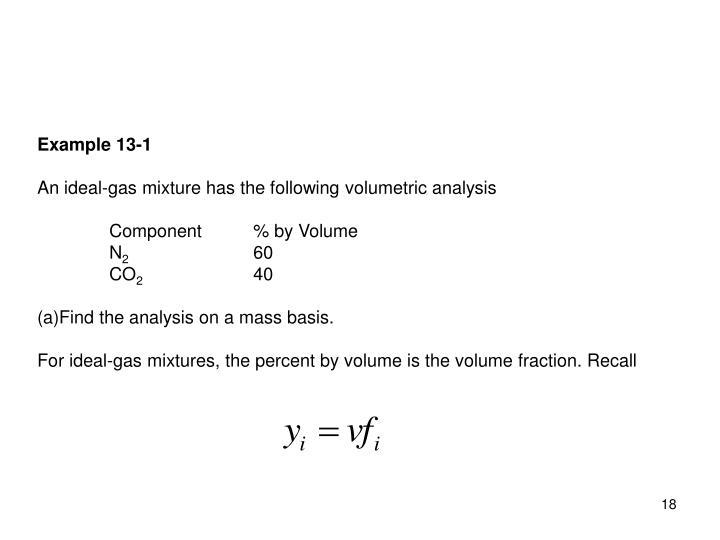 Example 13-1