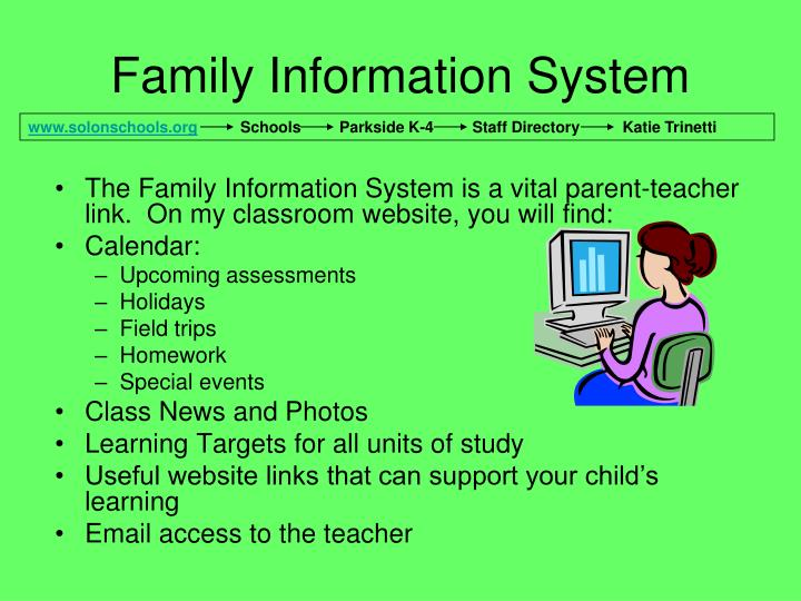 Family Information System
