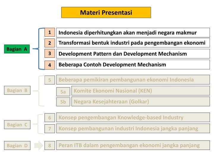 Materi Presentasi
