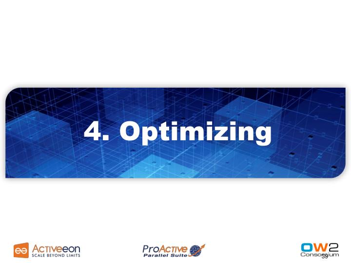 4. Optimizing