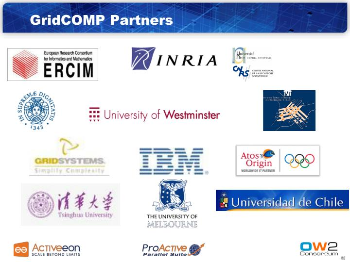 GridCOMP Partners