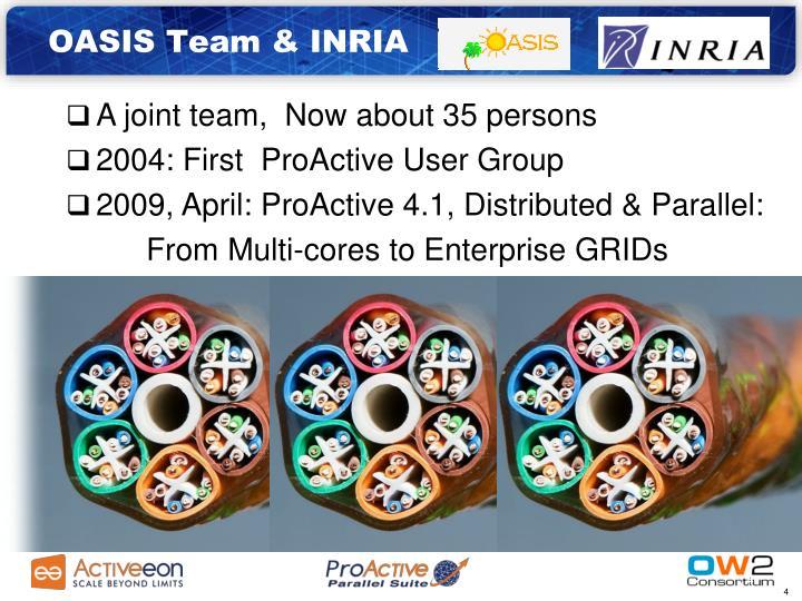 OASIS Team & INRIA