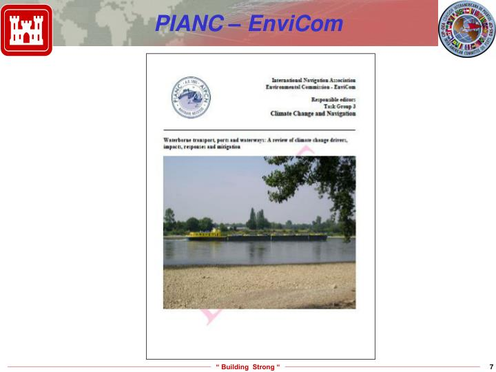 PIANC – EnviCom