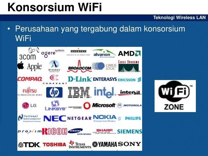 Konsorsium WiFi