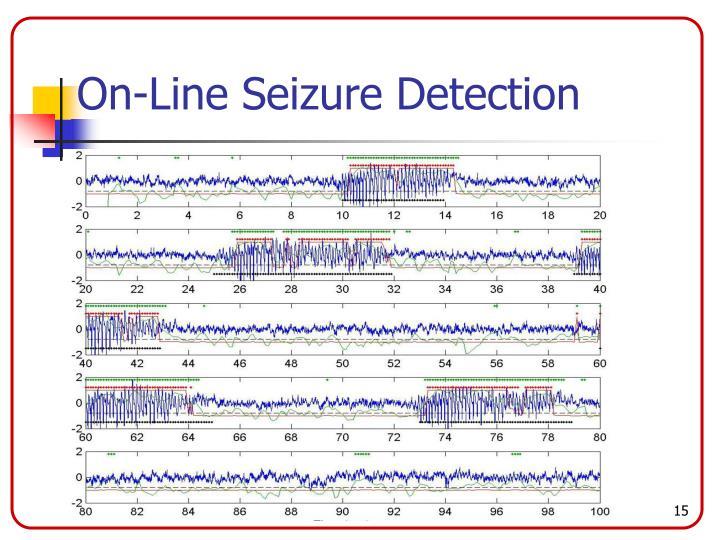 On-Line Seizure Detection