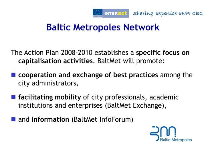 Baltic Metropoles Network
