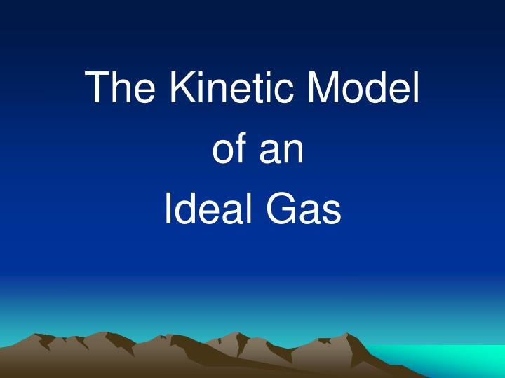 The Kinetic Model