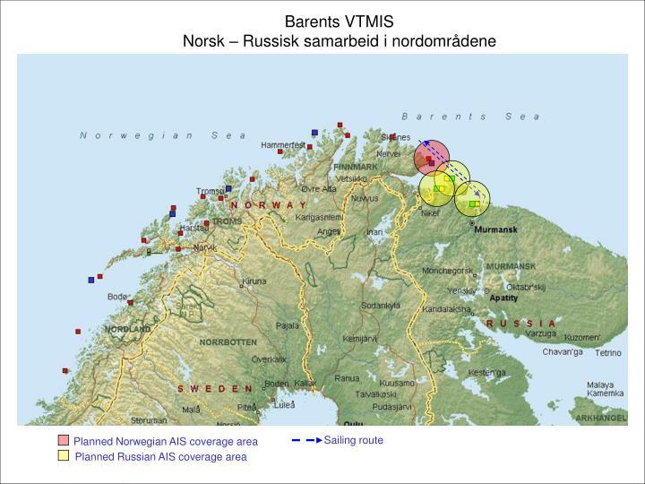 Barents VTMIS