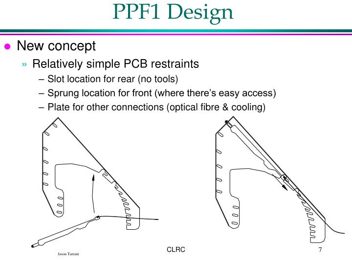 PPF1 Design