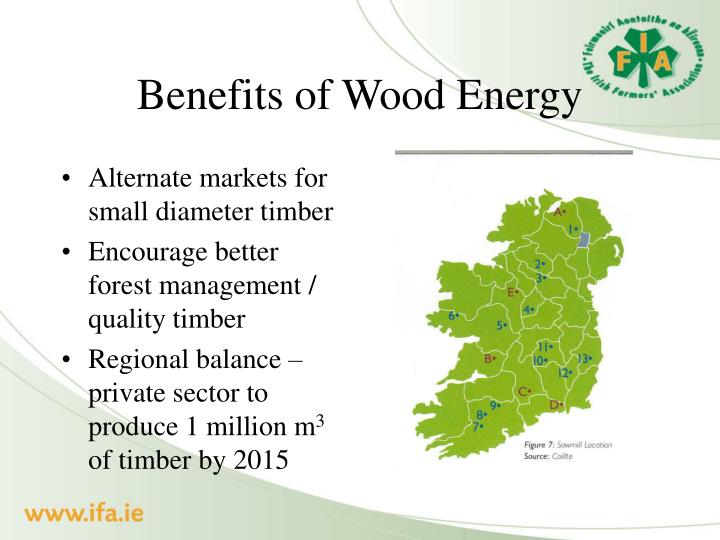 Benefits of Wood Energy