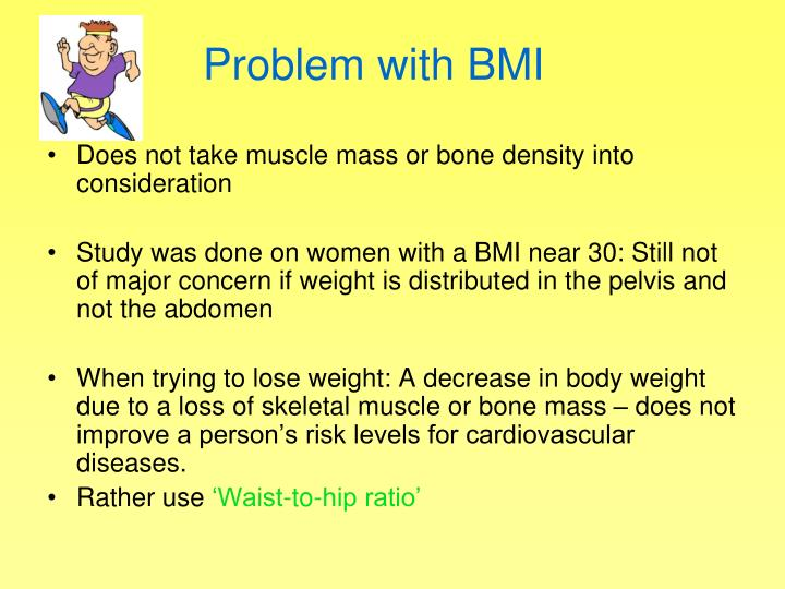 Problem with BMI