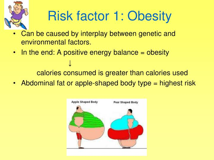 Risk factor 1: Obesity