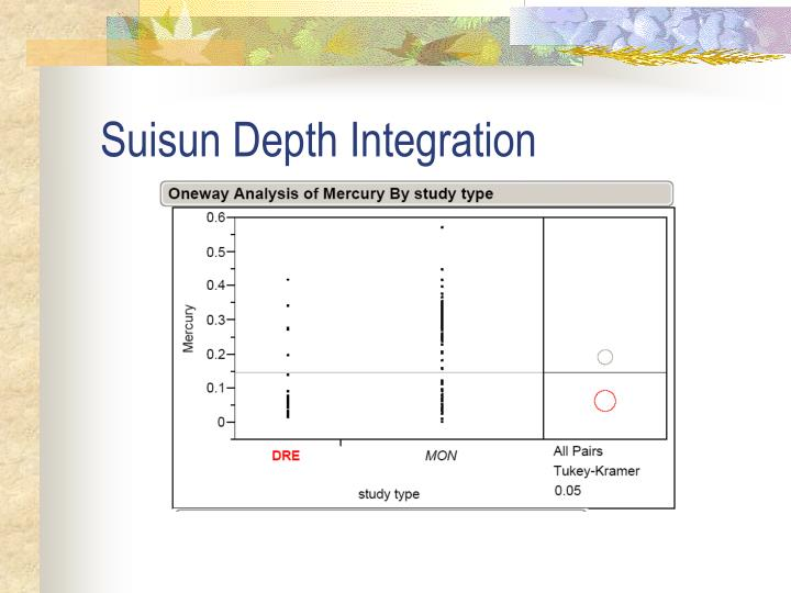 Suisun Depth Integration