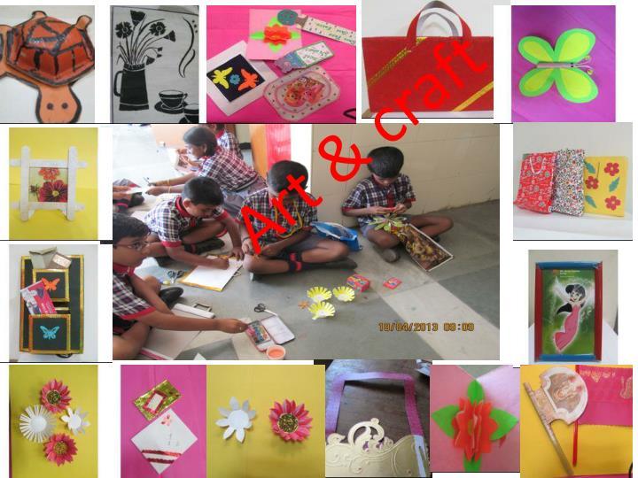 Art & craft