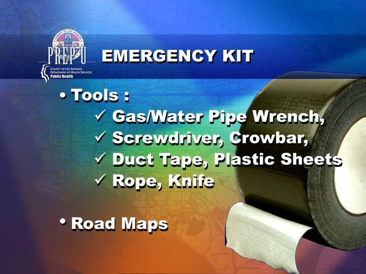 Tools :