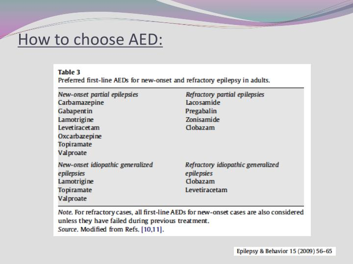 How to choose AED: